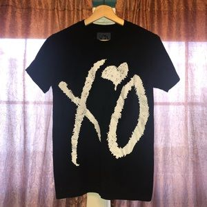The Weeknd XO Tee size Small